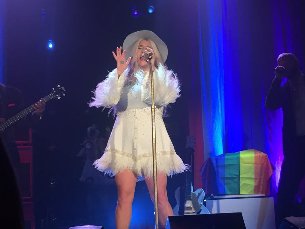 Review: Kesha takes the stage and unapologetically lives her truth