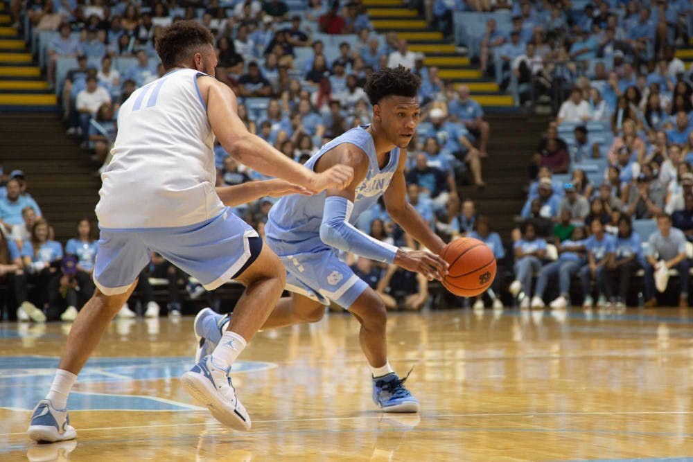 New graduate transfers hoping to lead UNC basketball after Late Night with Roy