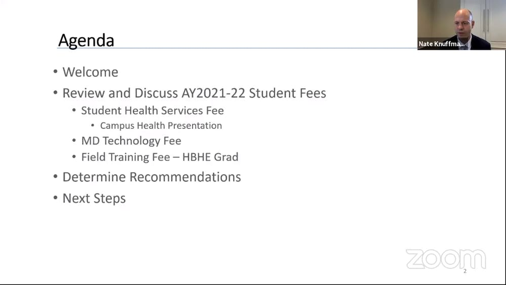 <p>UNC's Student Fee Advisory Subcommittee meets on Oct. 22 to discuss increasing the yearly Campus Health student fee and the renaming of other fees.</p>