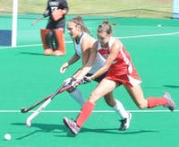 Women's Field Hockey Game Versus Radford