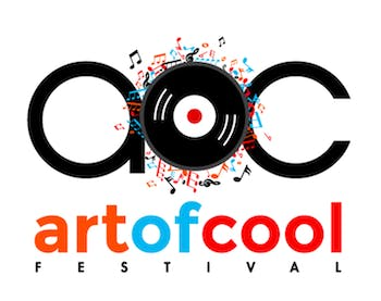 The graphic of the Art Of Cool festival. Photo courtesy of Sulaiman Mausi.