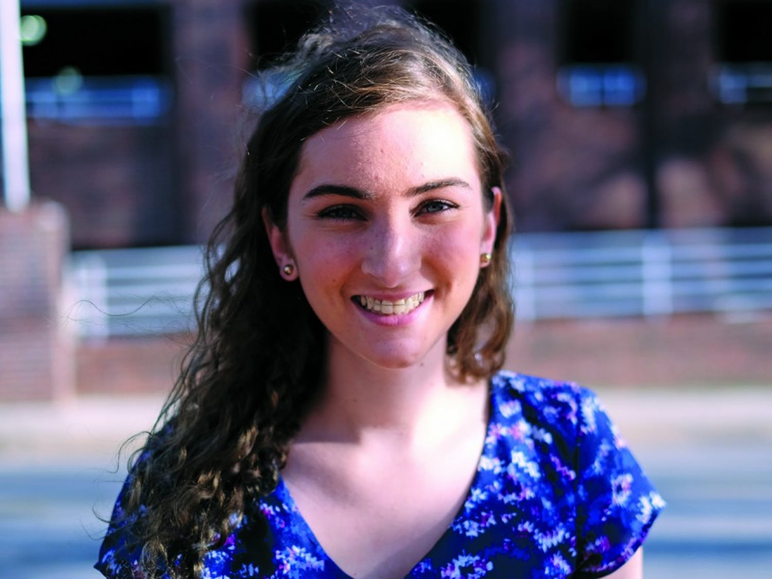 Alison Krug is a junior journalism major from Concord. She wrote her platform while stuck in a hunting lodge full of taxidermy.