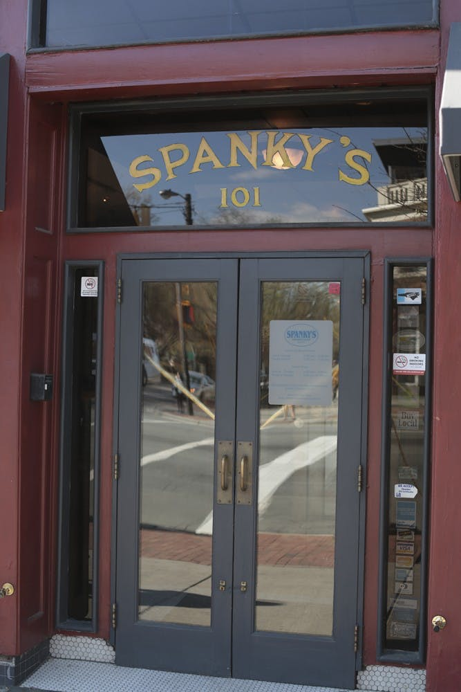 Spanky's Bar and Grill to close March 31