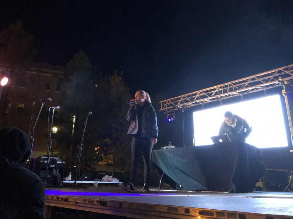 Student Hip-Hop Organization celebrates student artistry at 919 Fest