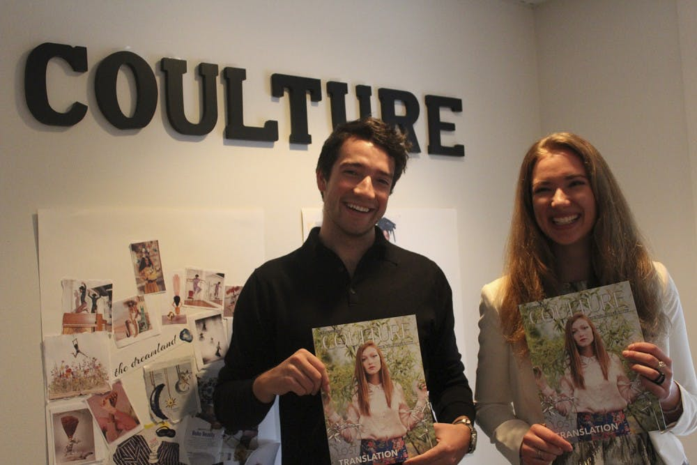 New issue of 'Coulture' celebrates culture