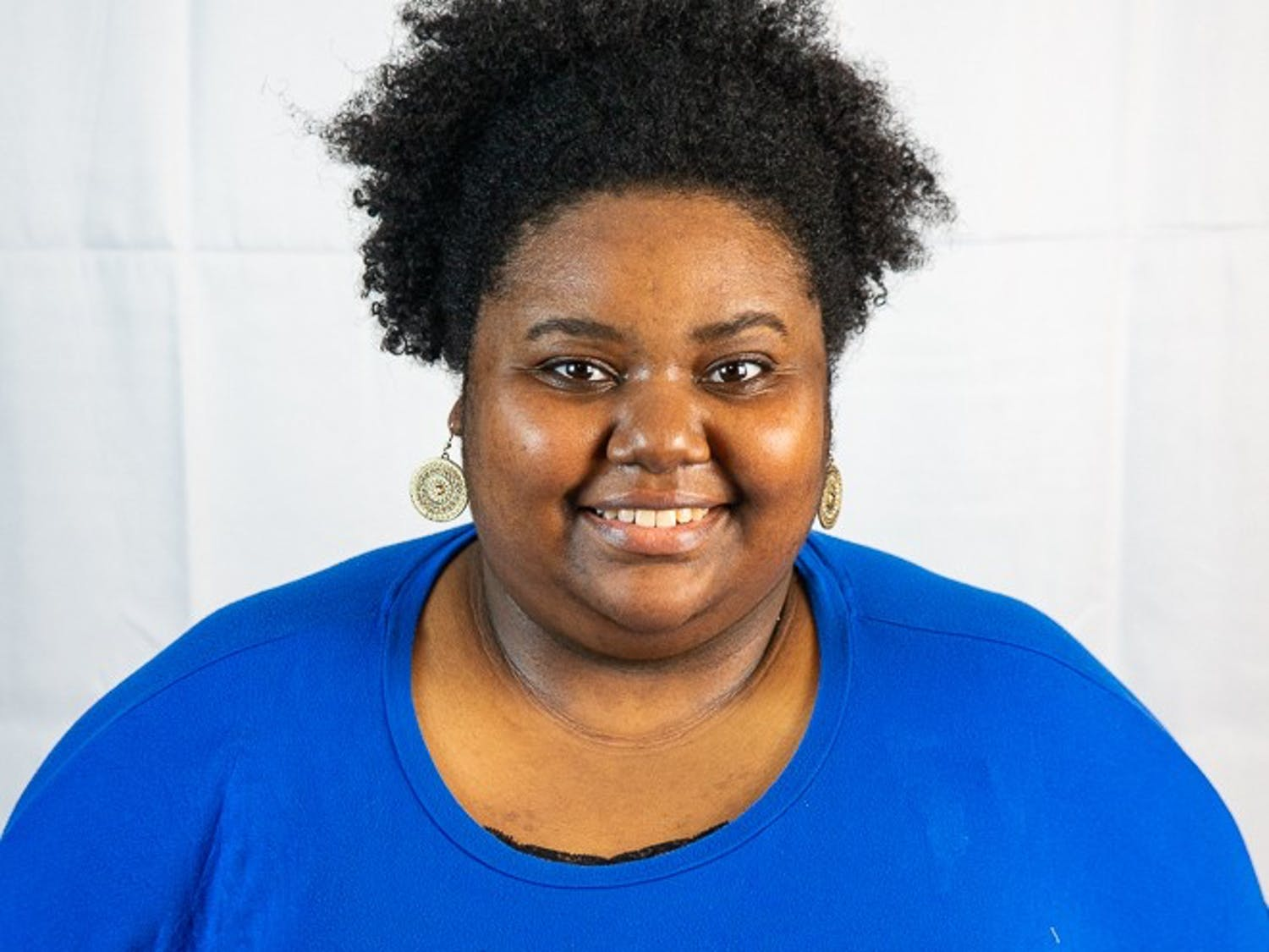 2020-2021 Assistant City & State Editor and Diversity, Equity, and Inclusion Officer Brittany McGee