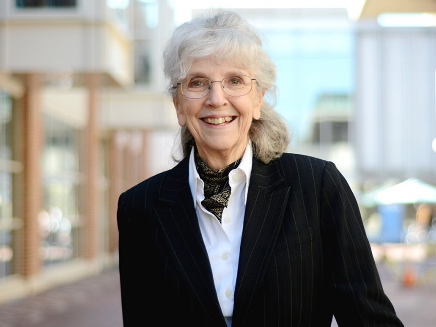 Dorothy Bernholz, founder of Student Legal Services, has spent over 30 years fighting for the legal rights of  students at UNC Chapel Hill.