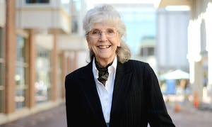 Dorothy Bernholz, the director of Carolina Student Legal Services, is preparing to retire after more than 30 years of serving UNC's students.