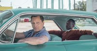 "Viggo Mortensen and Mahershala Ali in ""Green Book""  Courtesy of Film Fest 919"
