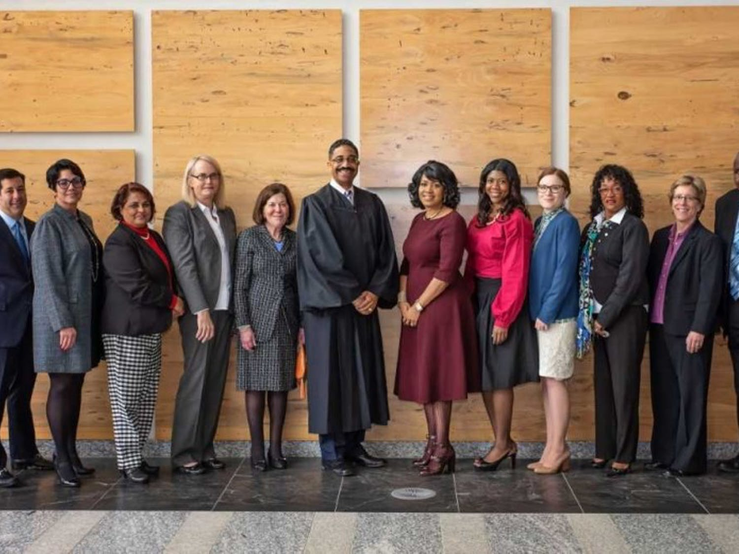 The North Carolina Commission on Inclusion was created by Governor Roy Cooper in 2017. Photo courtesy of Lydia Lavelle.