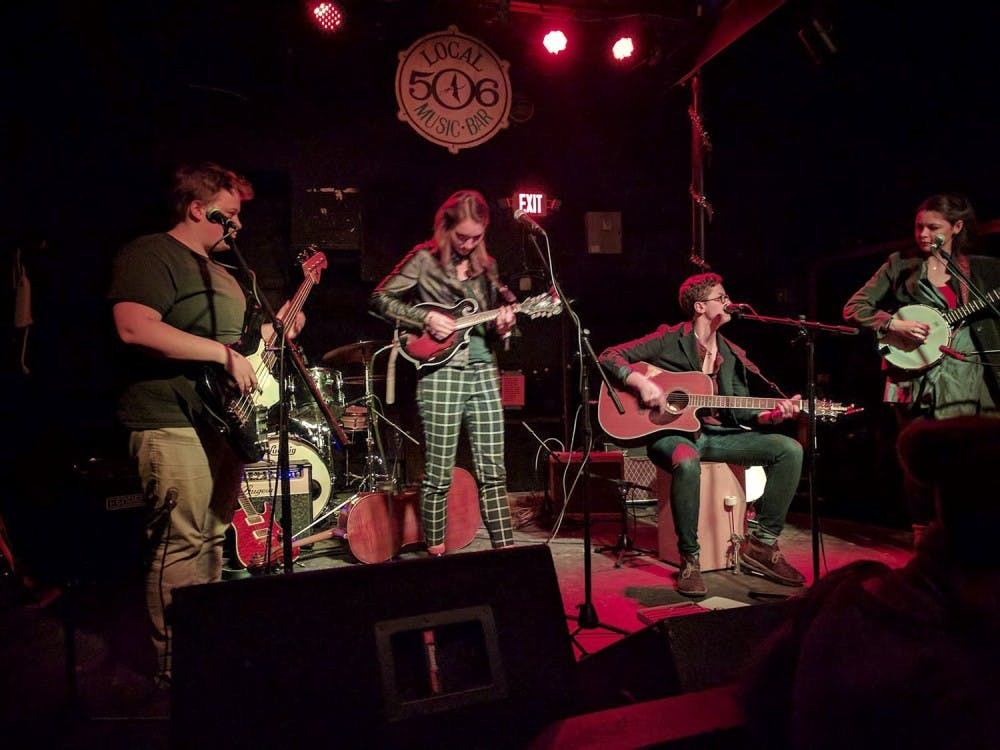 UNC student band represents 'Dissimilar' southern folk
