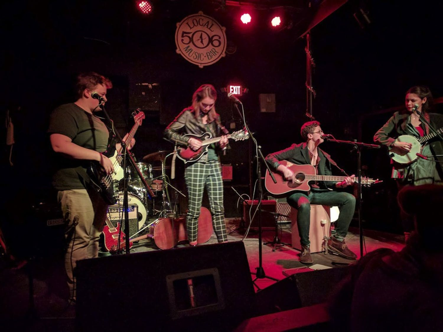 """Dissimilar Southdescribes its sound as """"meaty, heart-breaking southern-folk."""" Photo Courtesy of Dissimilar South."""