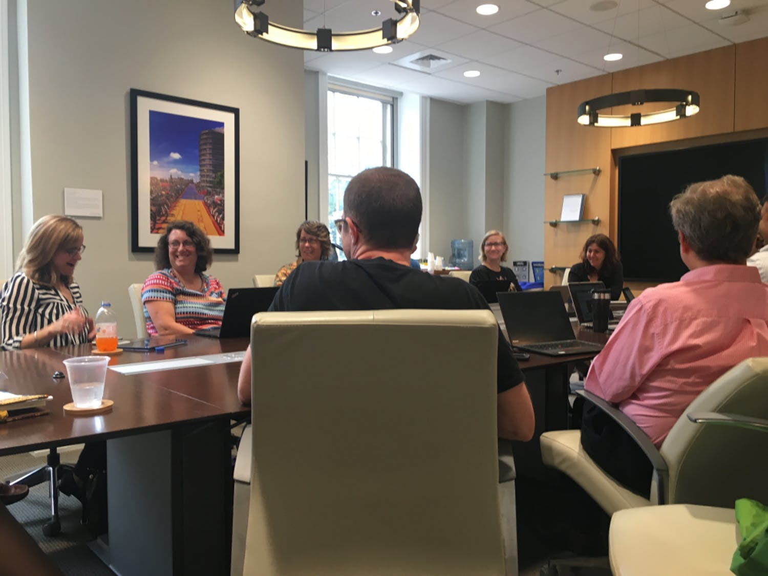 The Faculty Executive Committee met on Oct. 9.