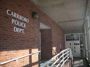 The Carrboro Police Department.