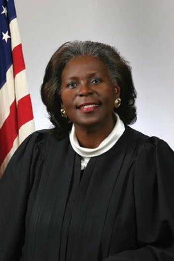 N.C. Supreme Court Justice Patricia Timmons-Goodson
