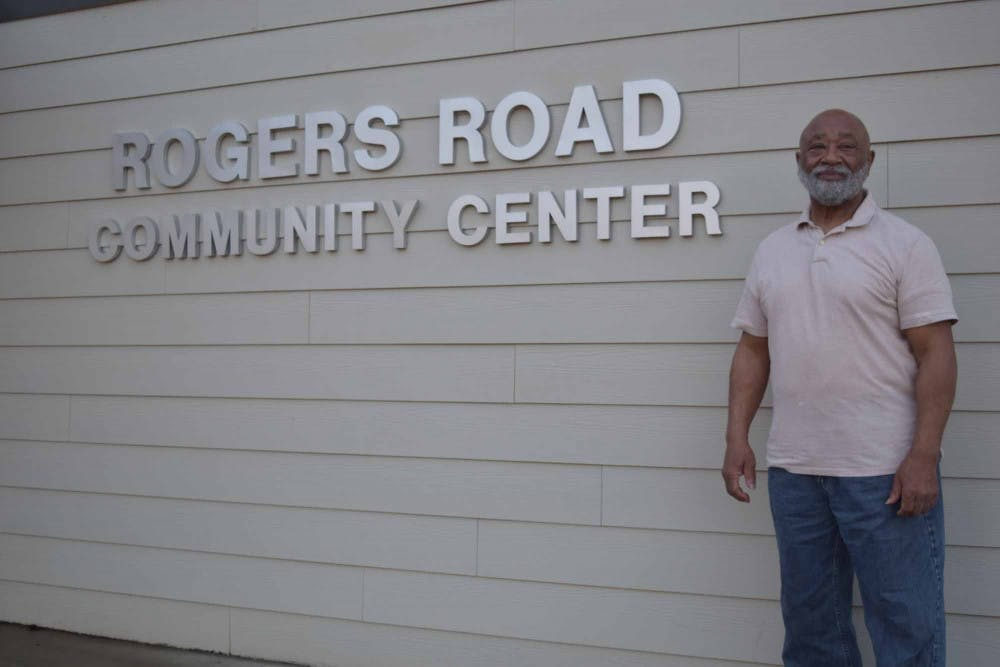 The Rogers Road community is moving ahead in its rezoning polan