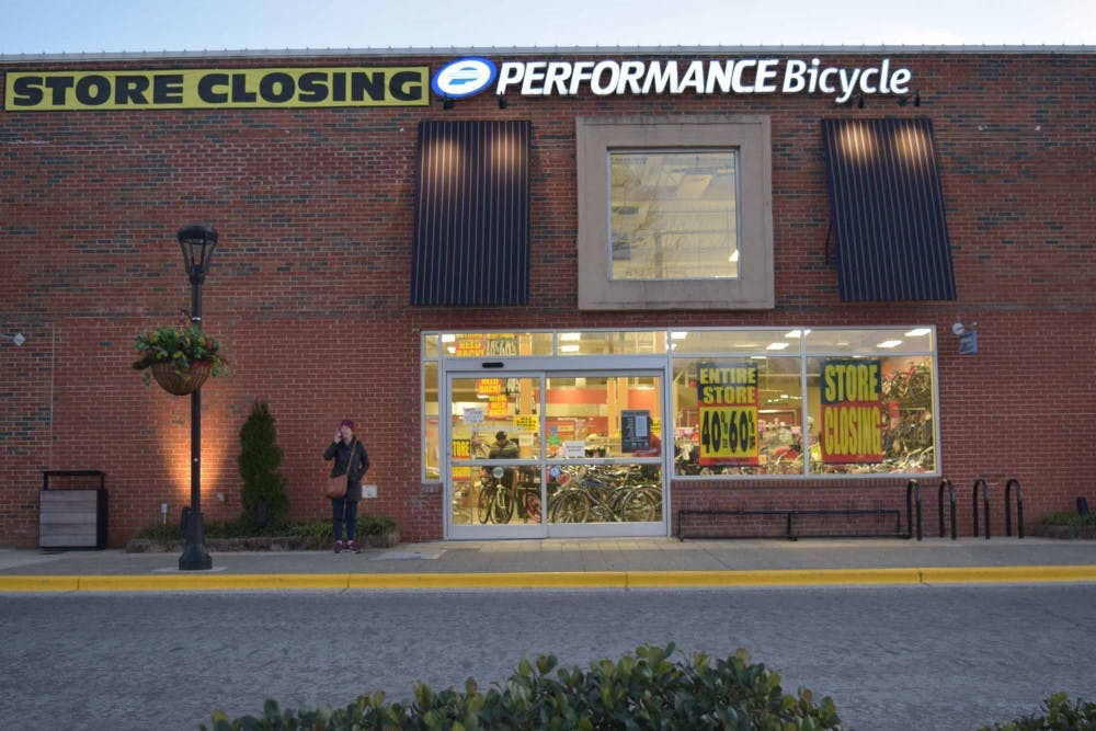 Chapel Hill Performance Bicycle may close, but local bike shops keep rolling