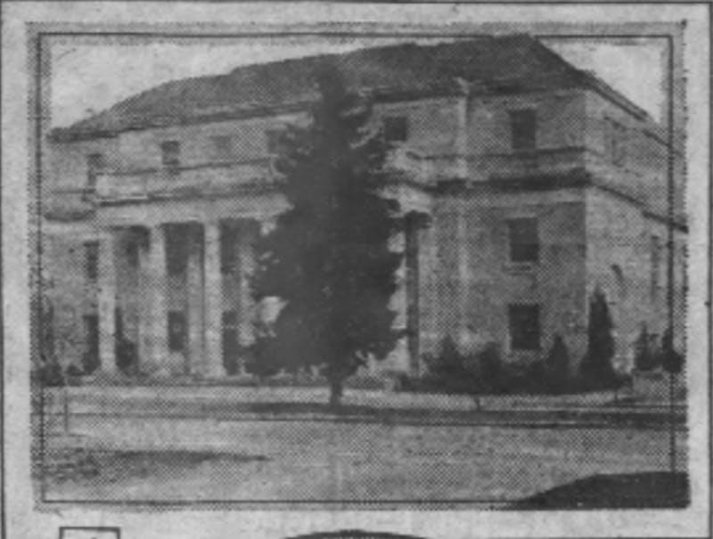 Memorial Hall Reckoning