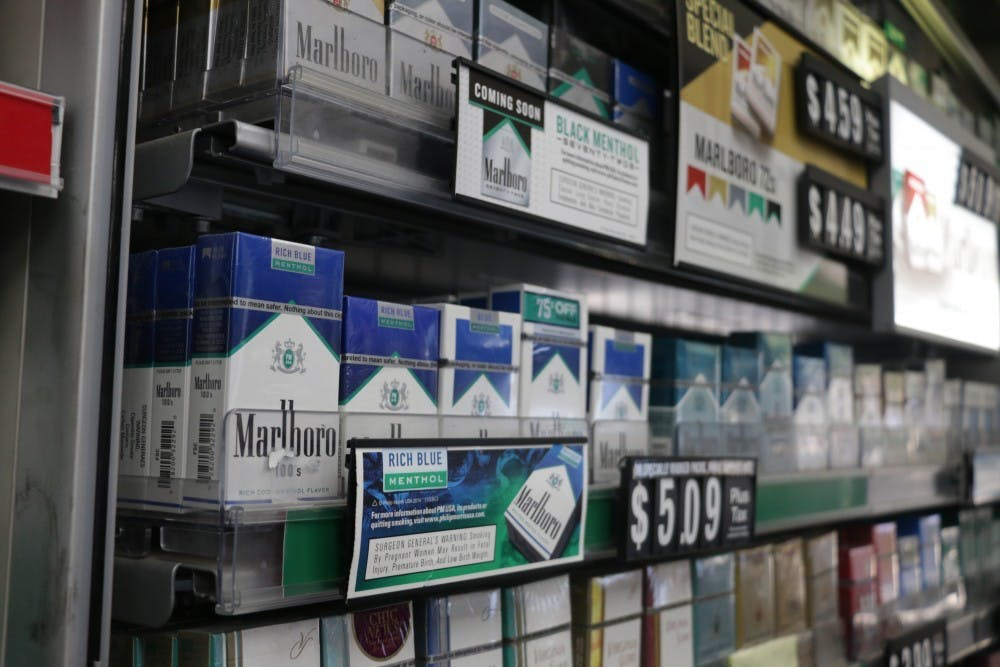 """Tobacco, an industry """"addicted to its profits"""""""