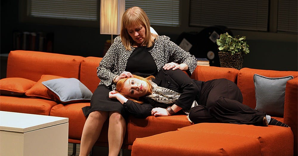 PlayMakers' 'Love Alone' uses technology to put on show