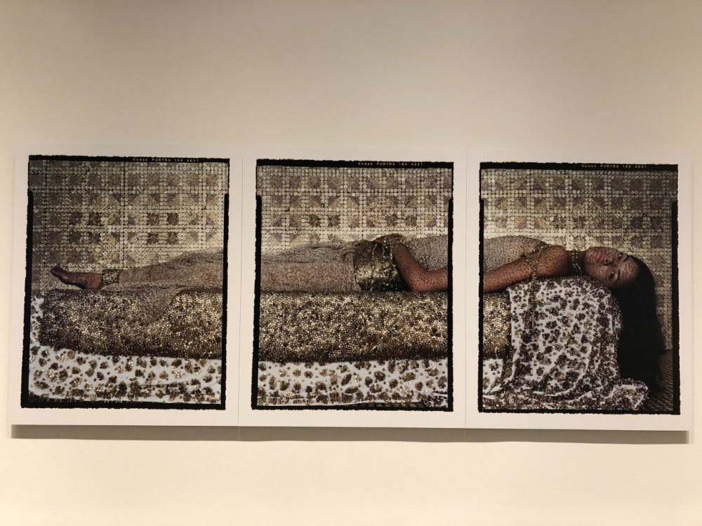 New Ackland exhibit challenges perceptions of female identities in the Arab world