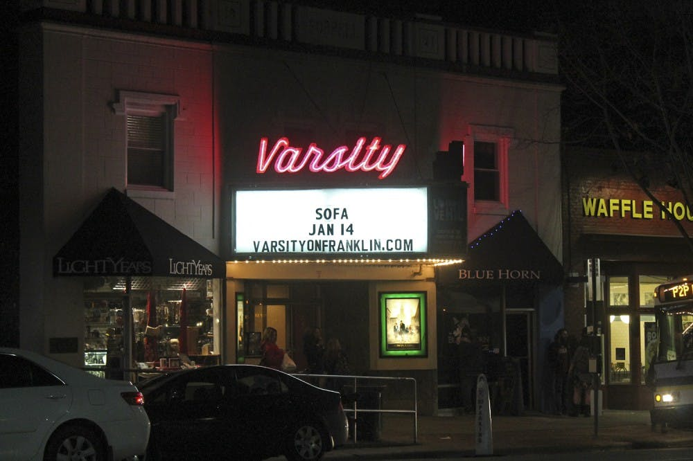 Varsity Theatre hosts sold-out UNC-Duke game screening