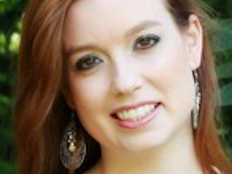 Audrey Cook, a senior music performance and mathematical decision sciences major, is a cellist.