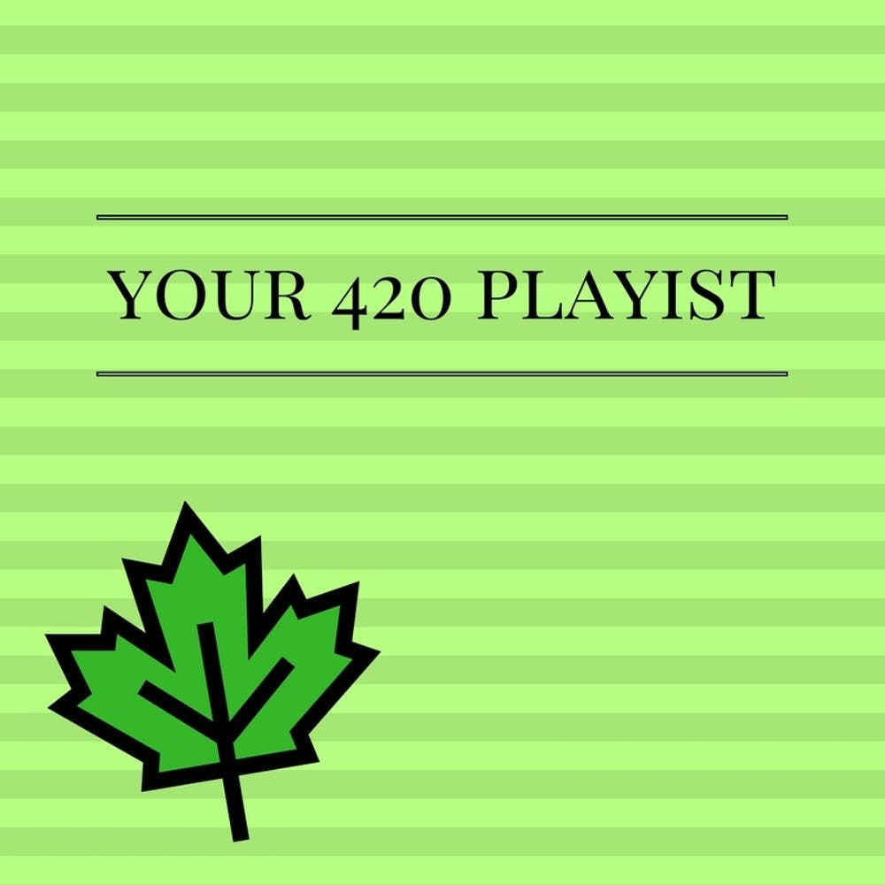 Happy 4/20! Here's your perfect playlist