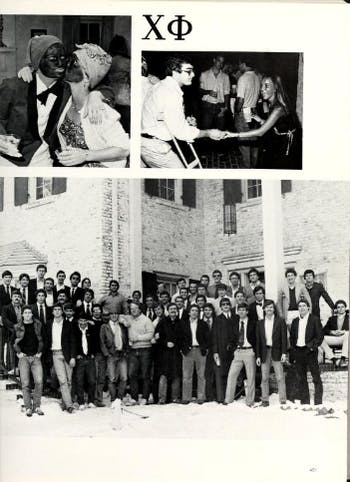 Page 401 of the1979 Yackety Yack, the UNC yearbook