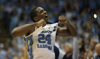 UNC defeated Duke 79-70 on Senior Night to become co-ACC regular season champions at the Smith Center on Saturday, March 9, 2019.