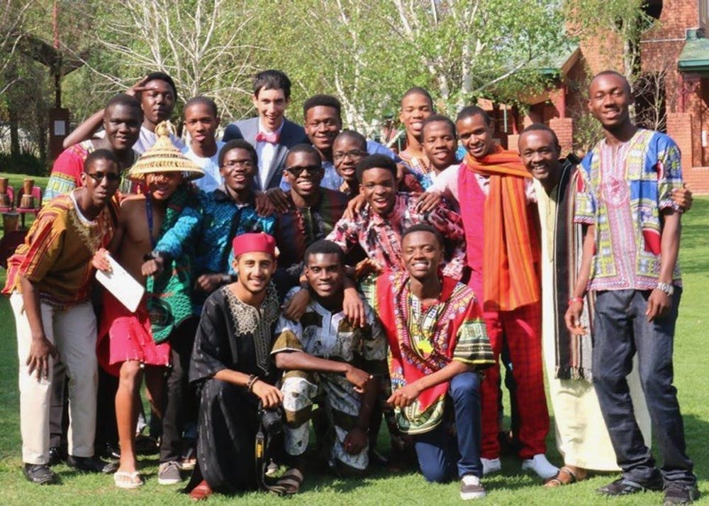 South African pre-university program helps develop future leaders