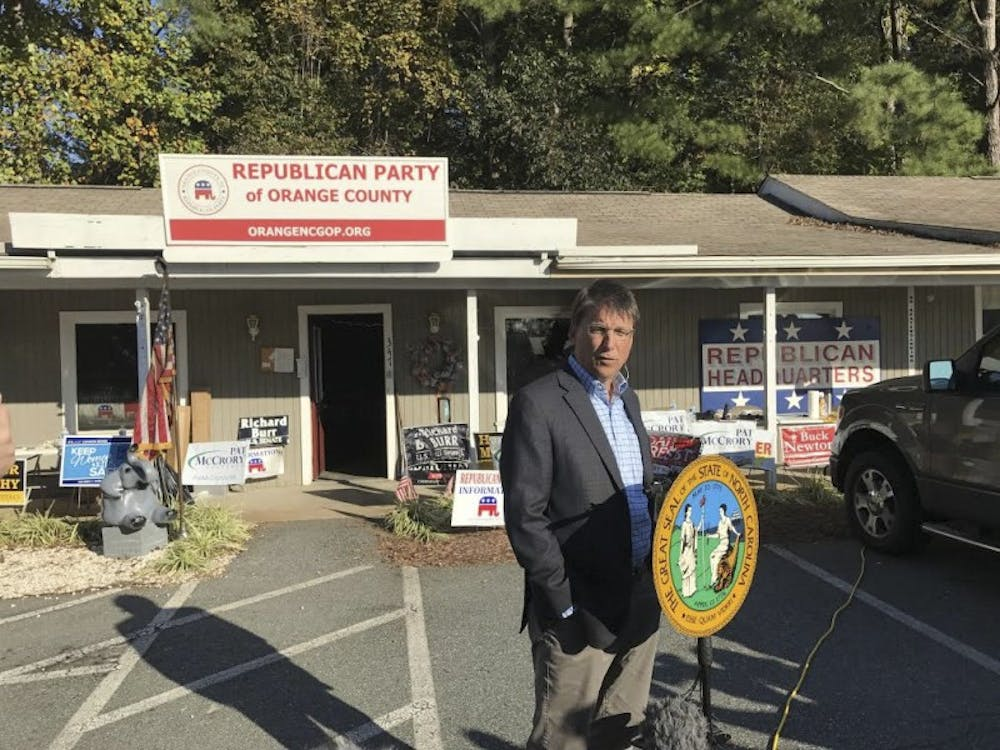 With month left in office, McCrory calls for special session for General Assembly
