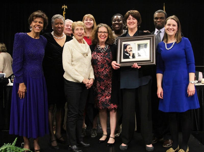 Susan Levy was named Citizen of the Year. Photo courtesy of Savanna Melton.