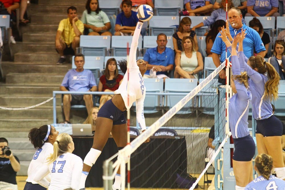 Season preview: UNC volleyball