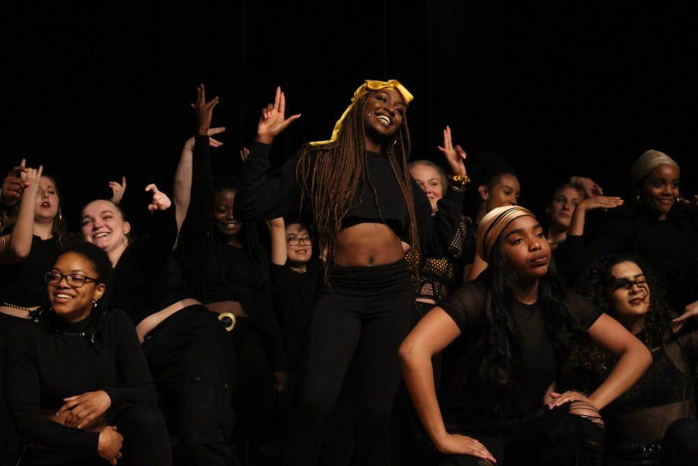 'Issa Party' at Kamikazi's 23rd annual Spring Showcase