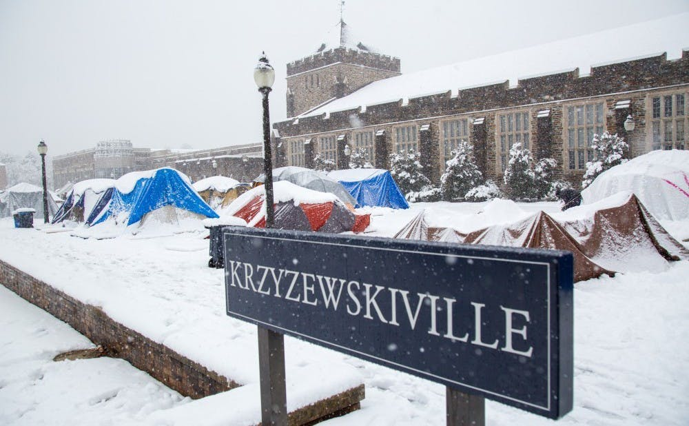 The great K-Ville epidemic: Duke students given grace-period after flu outbreak