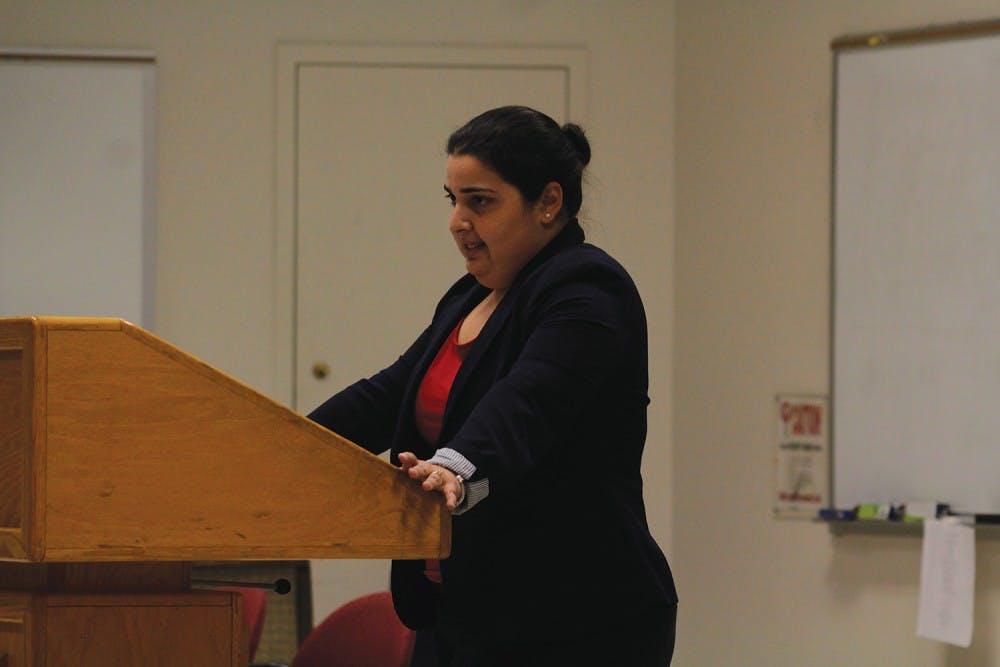 Teach-in series hosts panel on issues facing state's undocumented students and workers
