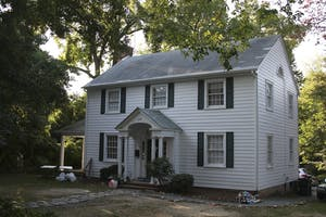 219 E Rosemary street is a historical site that has been purchased by Alpha Phi sorority. They have plans to begin construction in 2017 to expand the house on the property.