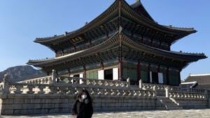 Emily Rosario is a junior studying abroad at Seoul National University in South Korea. Photo courtesy of Rosario.