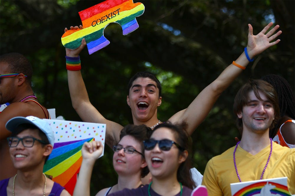 Gay marriage declared legal across the US in historic supreme.
