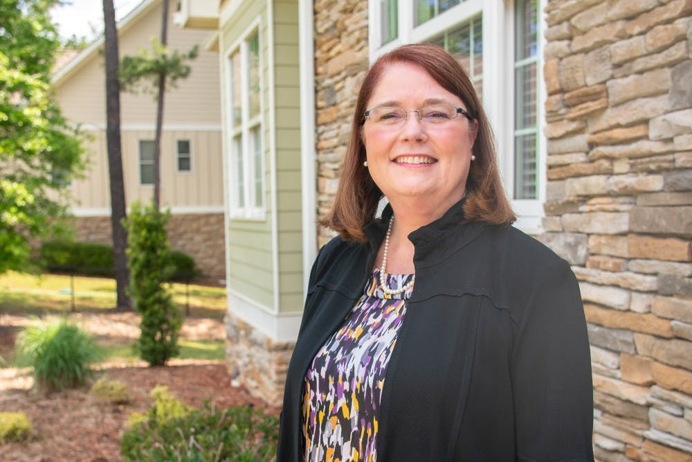 Western Carolina University has a new chancellor