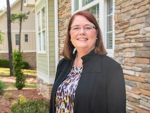 Western Carolina University's new chancellor,  Kelli R. Brown. Photo courtesy of UNC-system media relations.