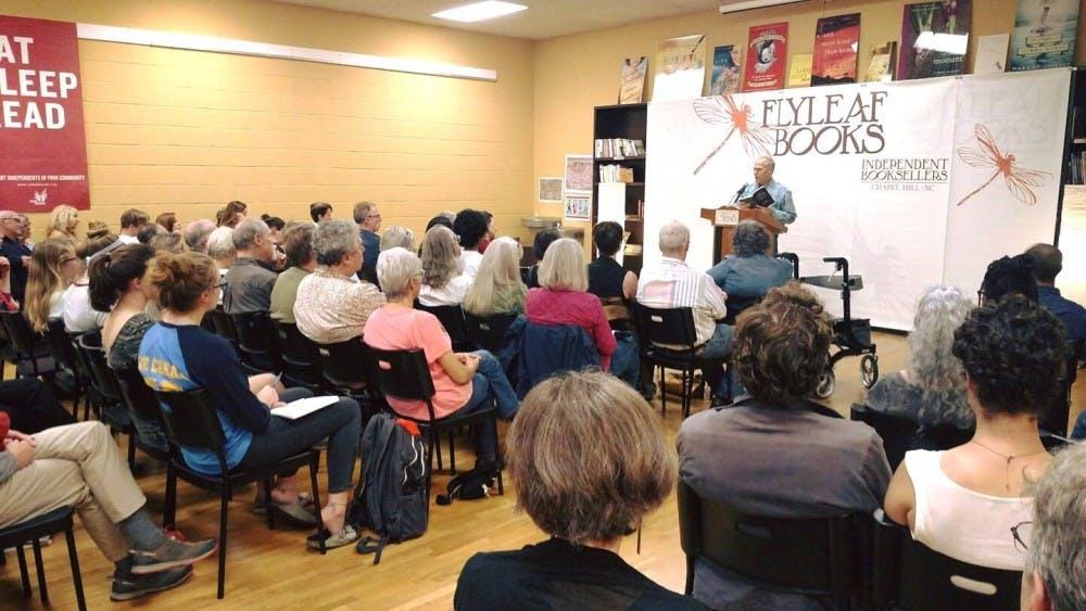 Q&A with UNC professor and poet Alan Shapiro