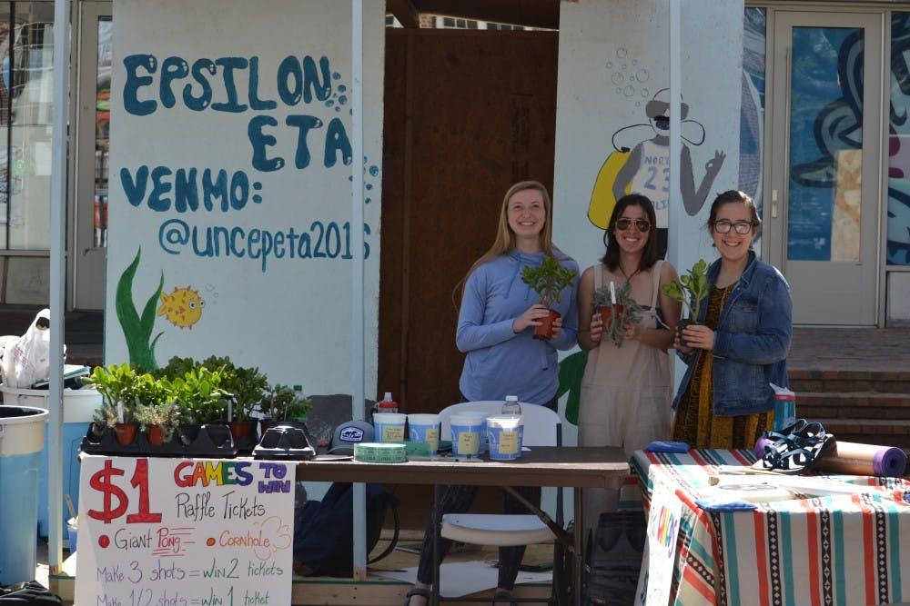 Back in the shack: Carolina Blueprint raises money for local Habitat projects