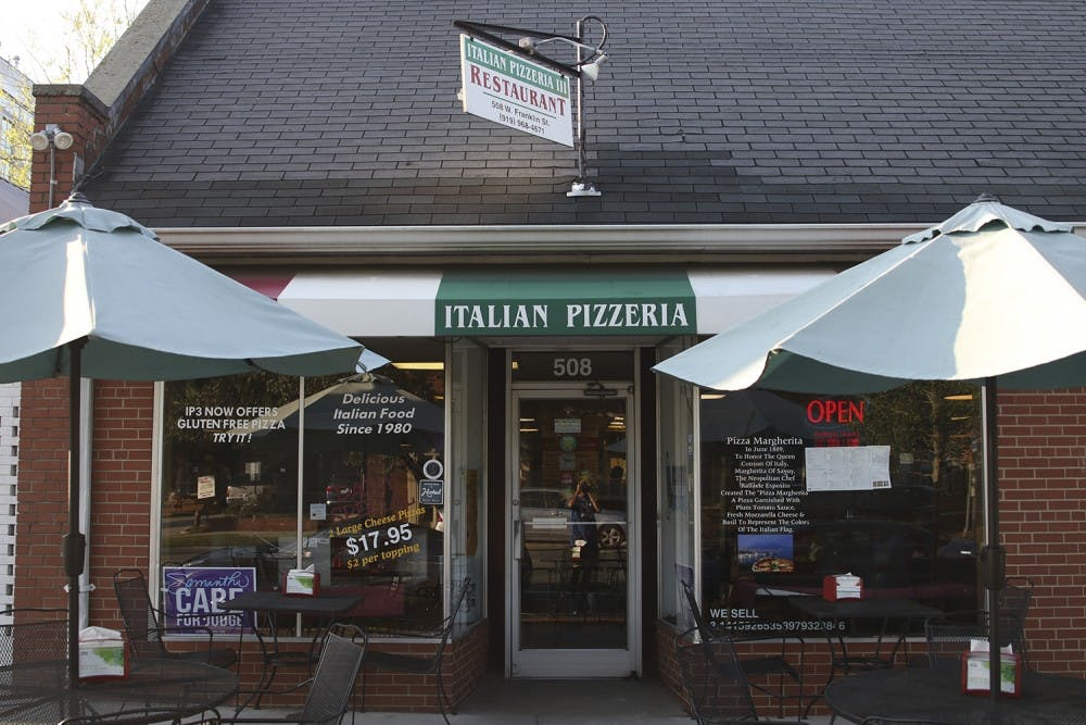 Benefit nights help both Franklin Street business and student organizations