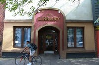 The Library, a collegial hangout, on Franklin Street has recently changed their membership fees.
