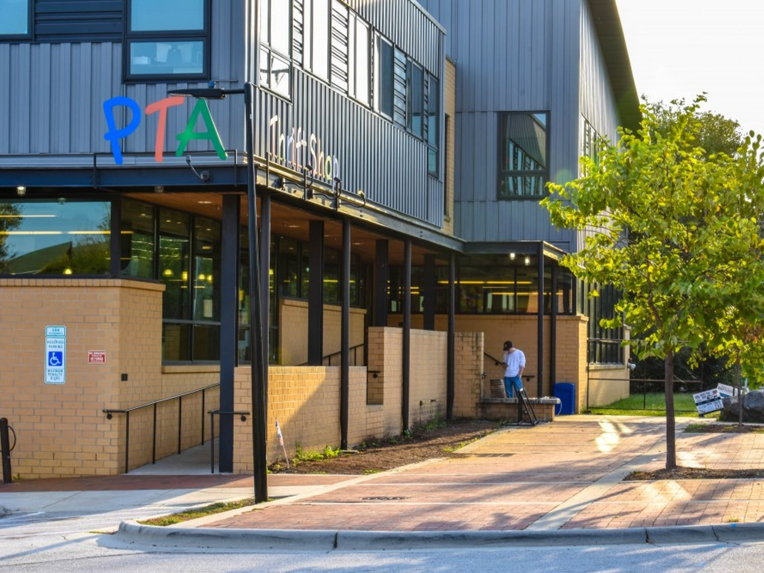 In November of 2019, the PTA Thrift Shop in Carrboro will officially change its name to CommunityWorx.