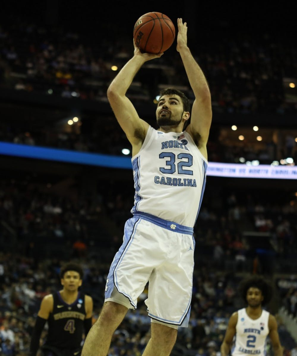 Now in his third Sweet 16, North Carolina's Luke Maye is taking nothing for granted