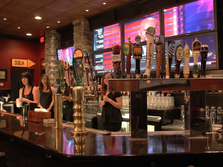 Fitzgerald's Irish Pub had it's grand opening this Friday.