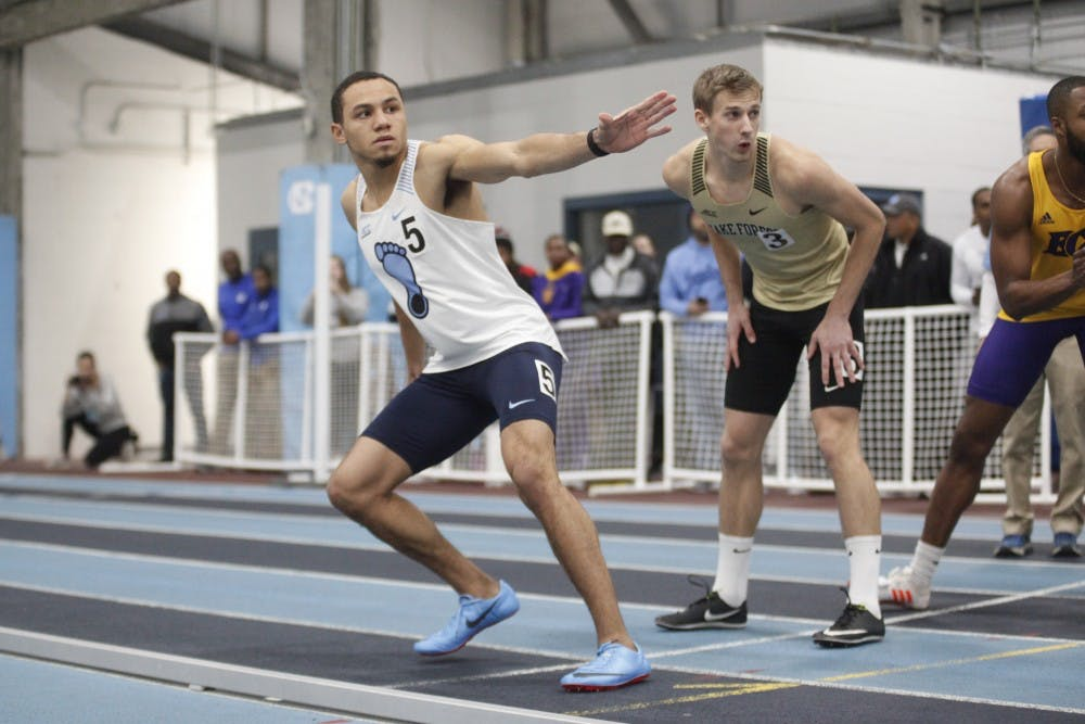 UNC track and field breaks 14 career records at Clemson's Bob Pollock Invitational
